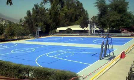 Sporto aikštelių įrengimas